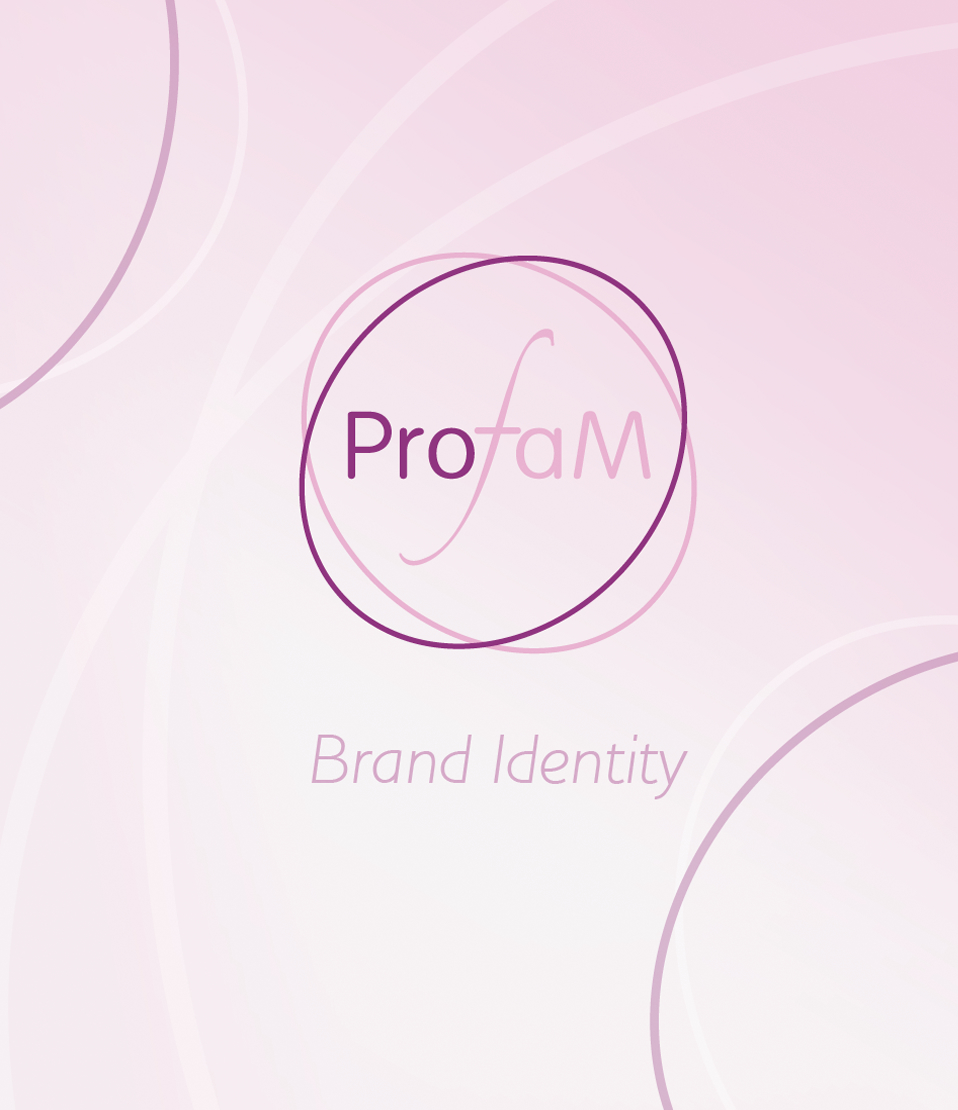 brand identity agency for profam