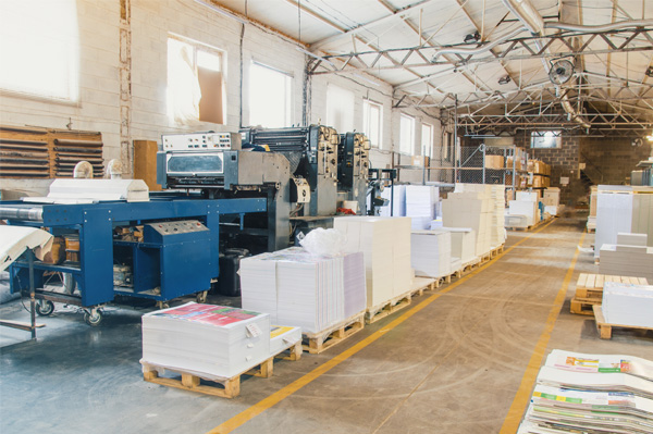 print management company in london factory